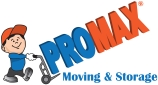 Website for Promax Moving & Storage, LLC