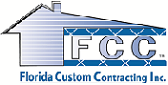 Website for Florida Custom Contracting, Inc.