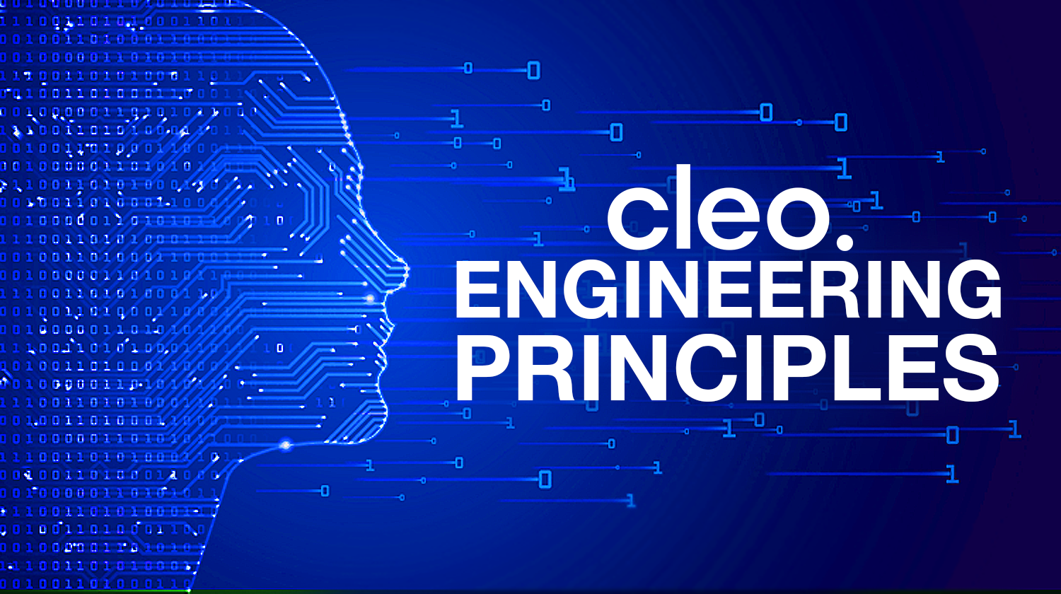 Cleo Engineering Principles