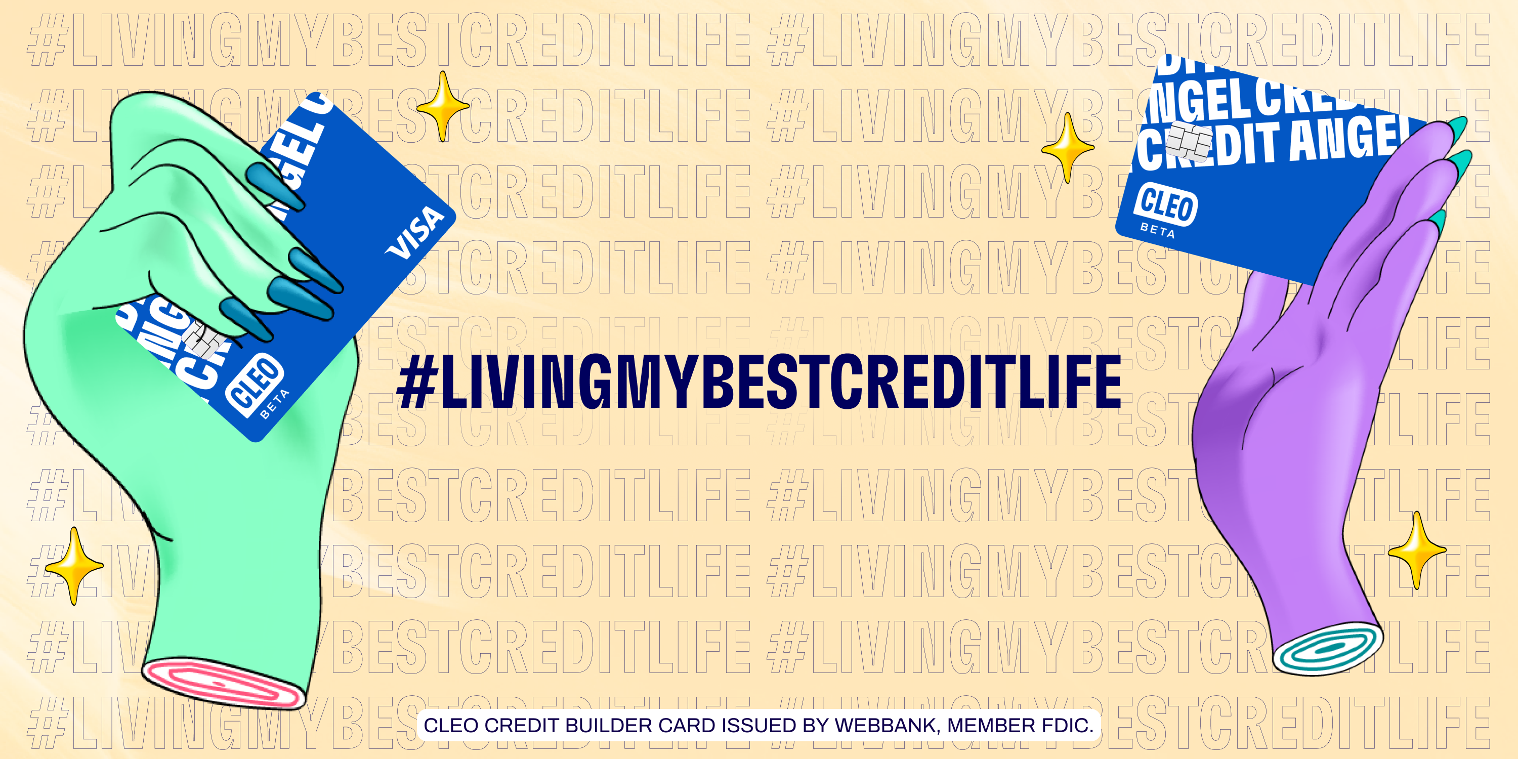 Let's get your credit living its best life