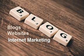 create blogs and websites