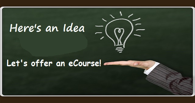 iecourse ideas come easily