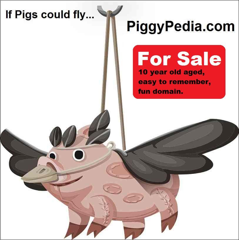 piggypedia.com for sale