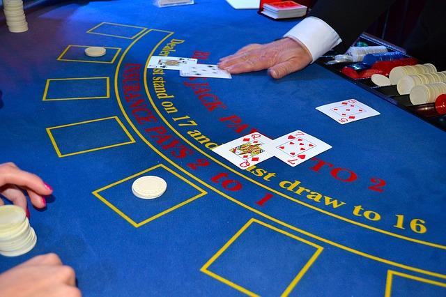 gambling proverb