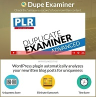 dupe examiner