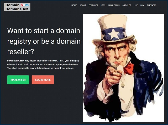 domainsam for sale