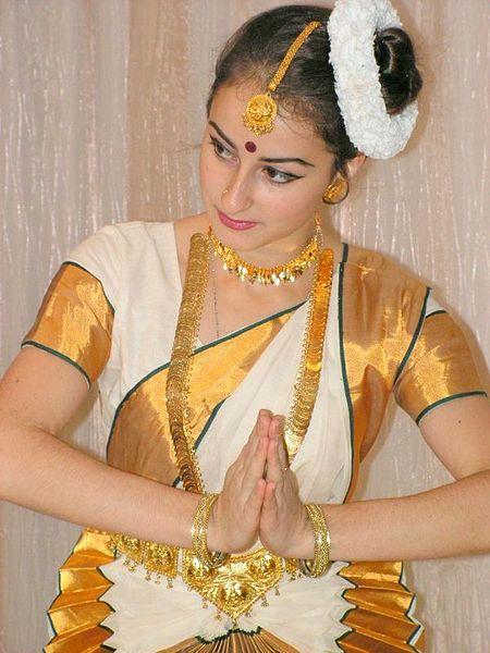 India custom namaste