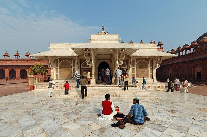 Fatehpur Sikiri Salim Chishti Tomb