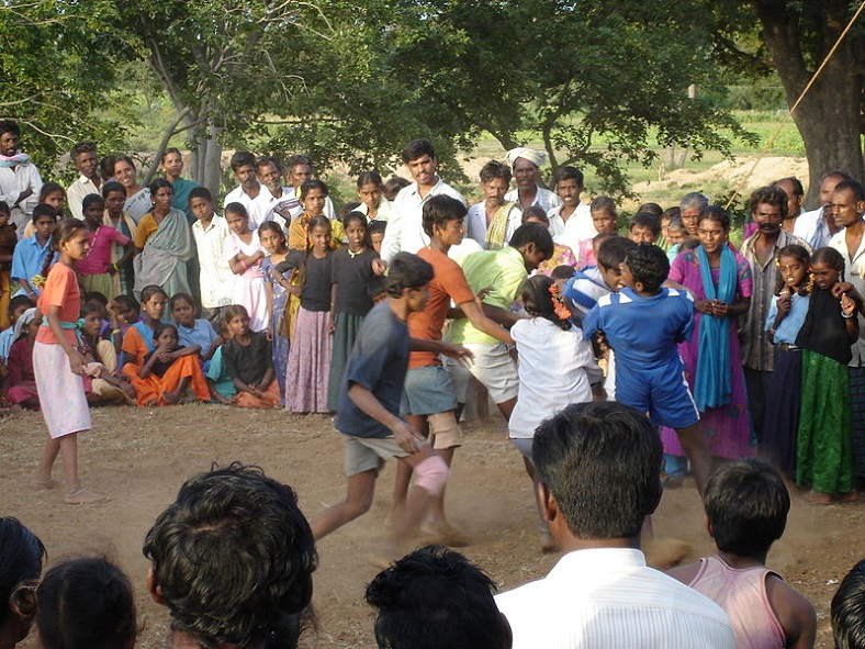 game of kabaddi