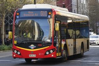 take a bus - Money-Saving Travel Tips