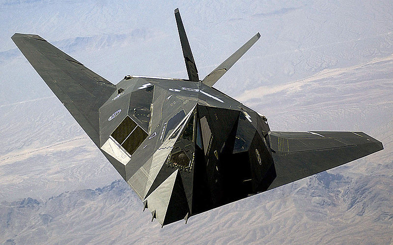 more about the f117 Blackhawk