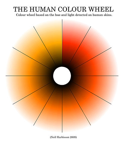 human color wheel