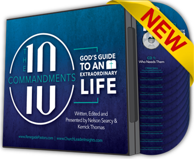 The 10 Commandments Sermon Series