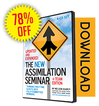 Updated & Expanded: The Assimilation Seminar