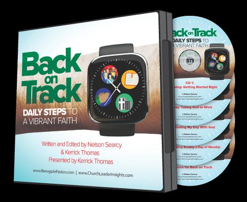 Back on Track Sermon Series