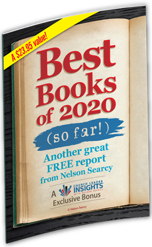 Get Nelson Searcy S Free List Of The Best Books Of 2020 So Far Church Leader Insights