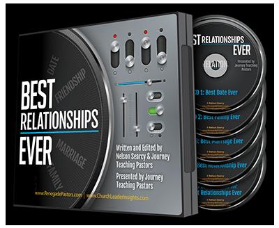 Best Relationships Ever Sermon Series