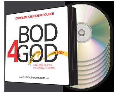 Bod4God Sermon Series