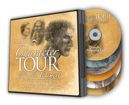 Character Tour of the Old Testament Sermon Series