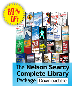 The Nelson Searcy Complete Library