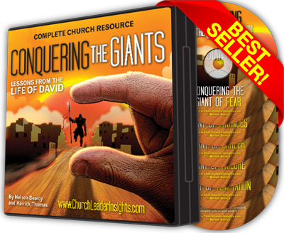 Conquering the Giants Sermon Series
