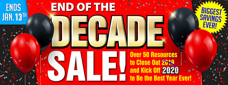End of Decade Sale - Church Leader Insights