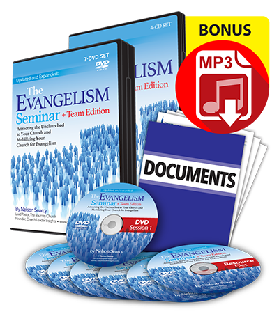 Updated & Expanded: The Evangelism Seminar + Team Training