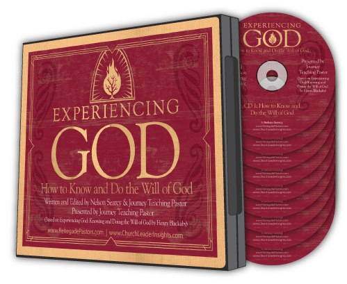 Experiencing God Sermon Series