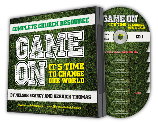 Game On Sermon Series
