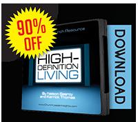 High Definition Living Sermon Series
