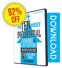 The Ten Most Influential Churches