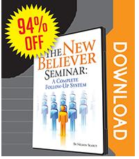 The New Believer Seminar