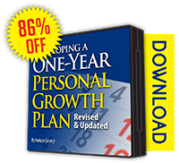 One-Year Personal Growth Plan: Revised & Updated