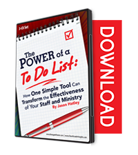 The Power of a To-Do List