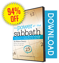 The Power of the Sabbath
