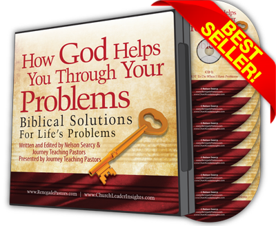 How God Helps You Through Your Problems Sermon Series