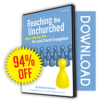 Reaching the Unchurched
