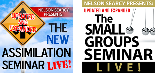 The Assimilation and The Small Groups Seminars LIVE NYC