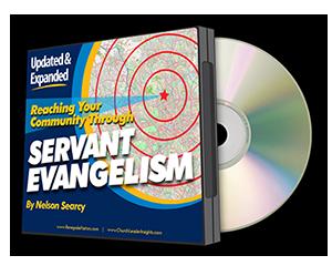 Reaching Your Community Through Servant Evangelism