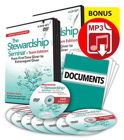 Updated & Expanded: The Stewardship Seminar + Team Training