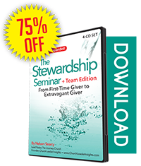 Updated & Expanded: The Stewardship Seminar