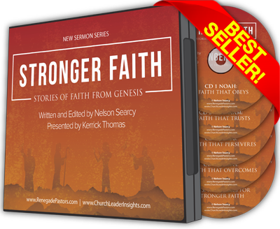 Stronger Faith Sermon Series