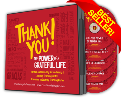 Thank You! The Power of a Grateful Life Sermon Series