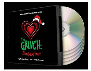 The Grinch: Enlarging My Heart Sermon Series