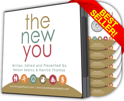 The New You Sermon Series