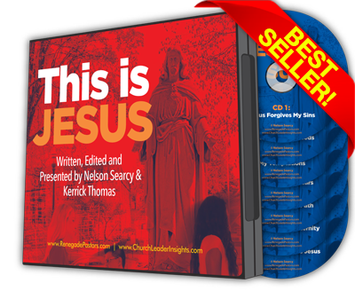 This Is Jesus Sermon Series
