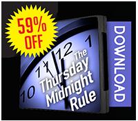 Thursday Midnight Rule