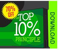 The Top 10% Principle