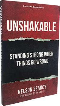Unshakable book icon