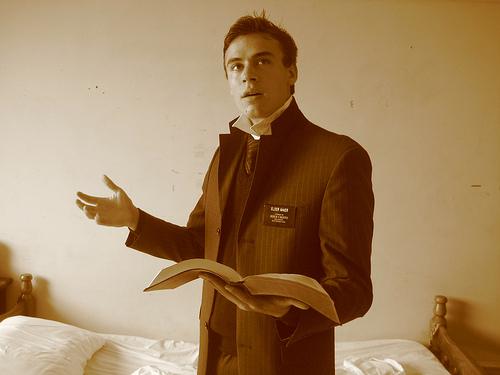 online preaching class